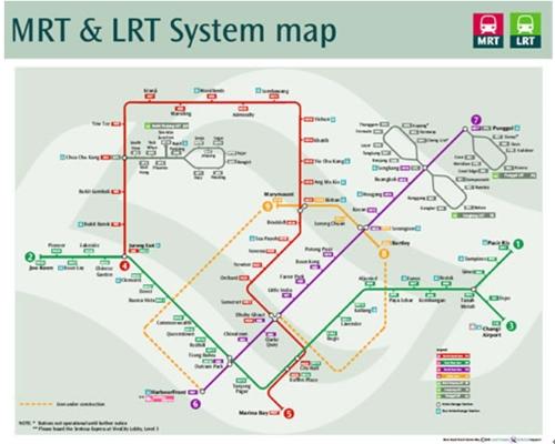 ジャカルタの地下鉄
